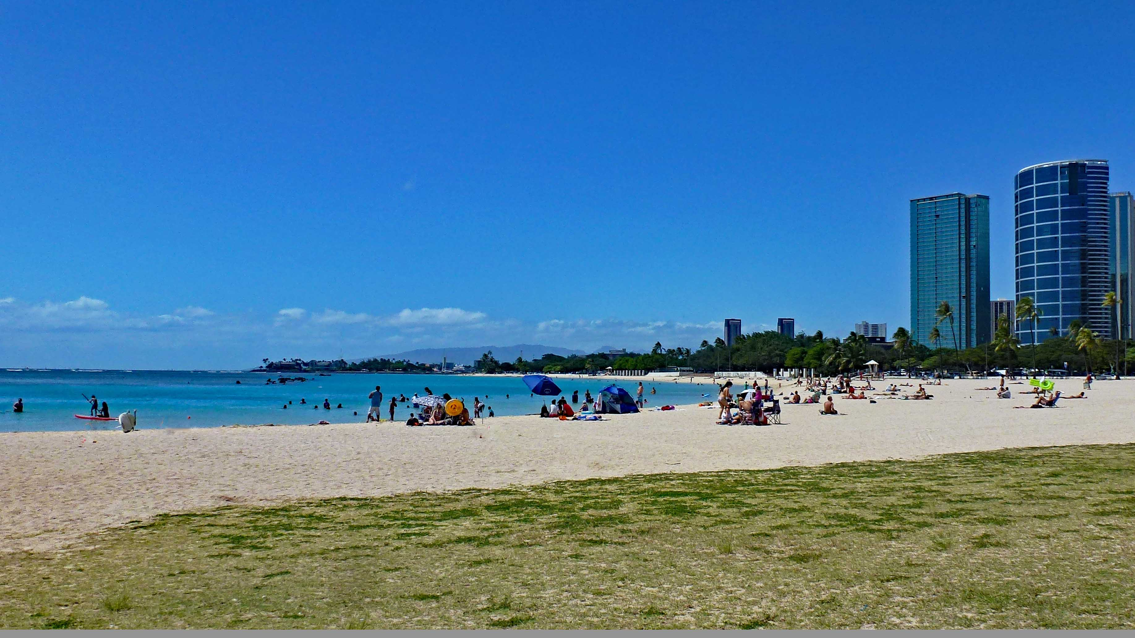 Ala Moana Beach Park Events